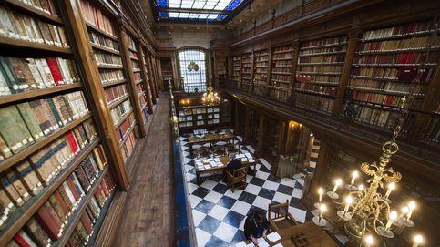 Biblioteca Marcelino Menéndez Pelayo en Santander