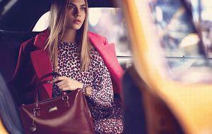 La colección de Cara para DKNY