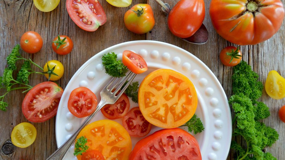 Foto: Dieta del tomate para adelgazar. (Nadine Primeau para Unsplash)