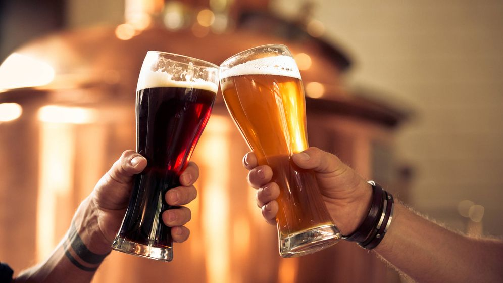 Foto: La cerveza fresca está bien, pero la cerveza fresca hecha por ti está mejor. (iStock)