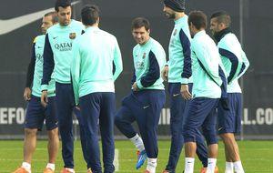 Messi decide que ya está para jugar y Martino deberá ser 'injusto' el sábado