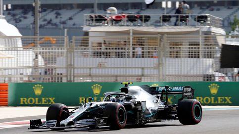Resultado Libres 2: dominio absoluto de Mercedes y Carlos Sainz fuera del top 10