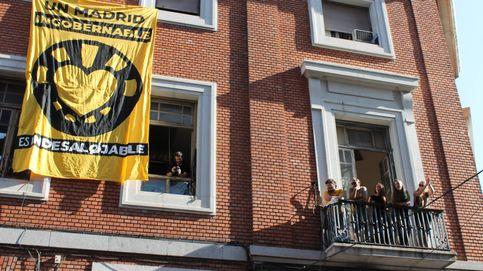 Almeida desaloja 'La Ingobernable', la principal casa 'okupa' de  Madrid