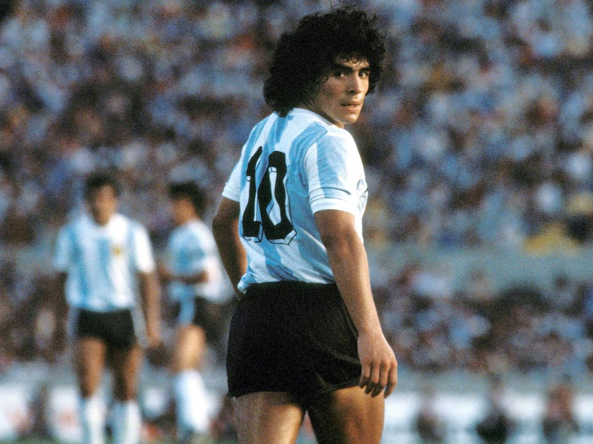 Foto: Diego Armando Maradona. (Cordon Press)