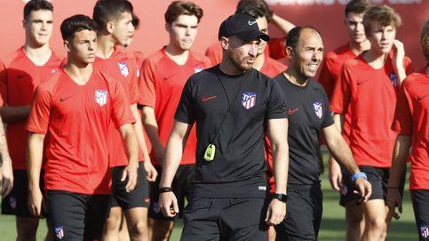 El extraño cese del entrenador del Atlético que no sabe perder contra el Real Madrid