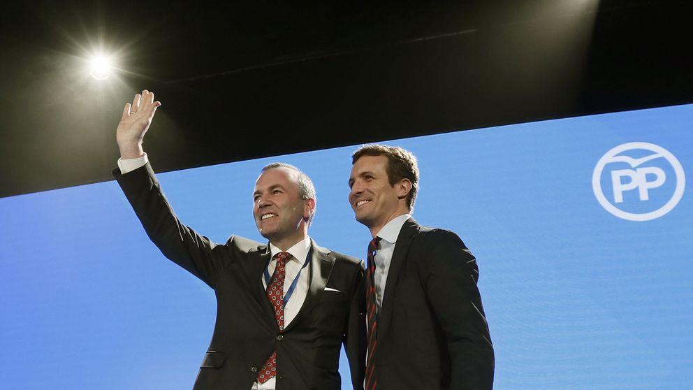 Casado inflama la campaña andaluza y va al combate con Sánchez y los independentistas