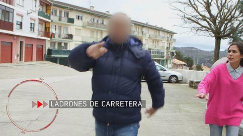 Amenazas y agresiones: 'En el punto de mira' se encara con ladrones de carretera