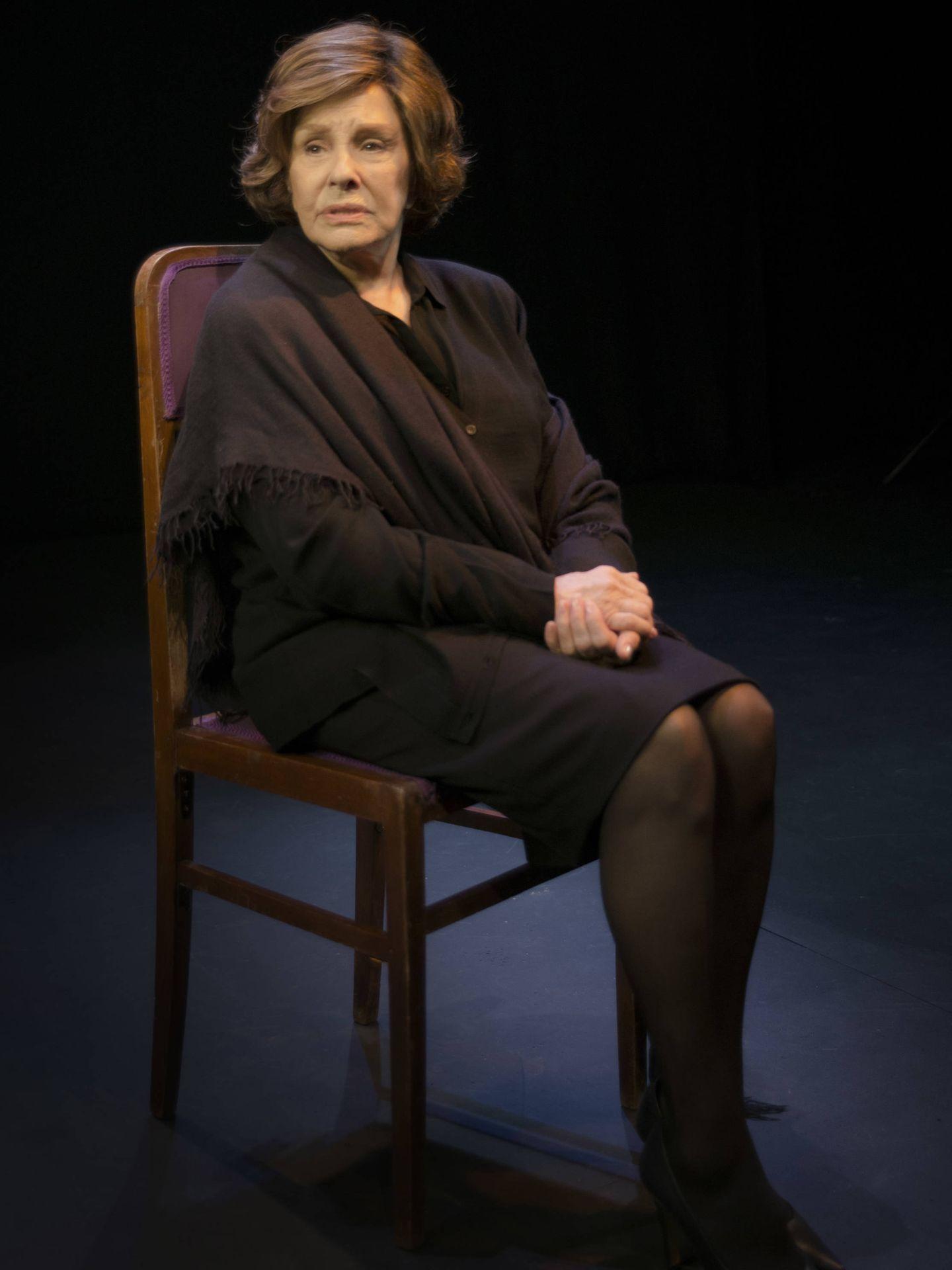 Carmen Sotillo es un personaje emblemático en su brillante carrera. (Foto: Pentación)