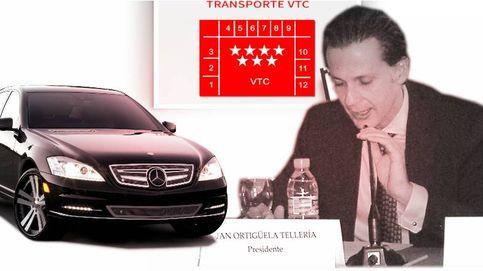 Ni Uber, ni Cabify… el ganador de las 'guerras del taxi' será Juan Ortigüela
