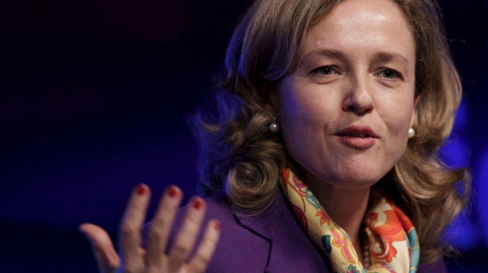 Foto: La nueva ministra de Economía será Nadia Calviño   EFE