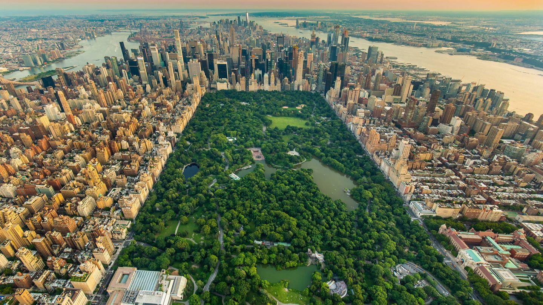Central park es más grande que Mónaco.