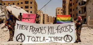 Post de La milicia LGTB que desafía al ISIS en Siria: