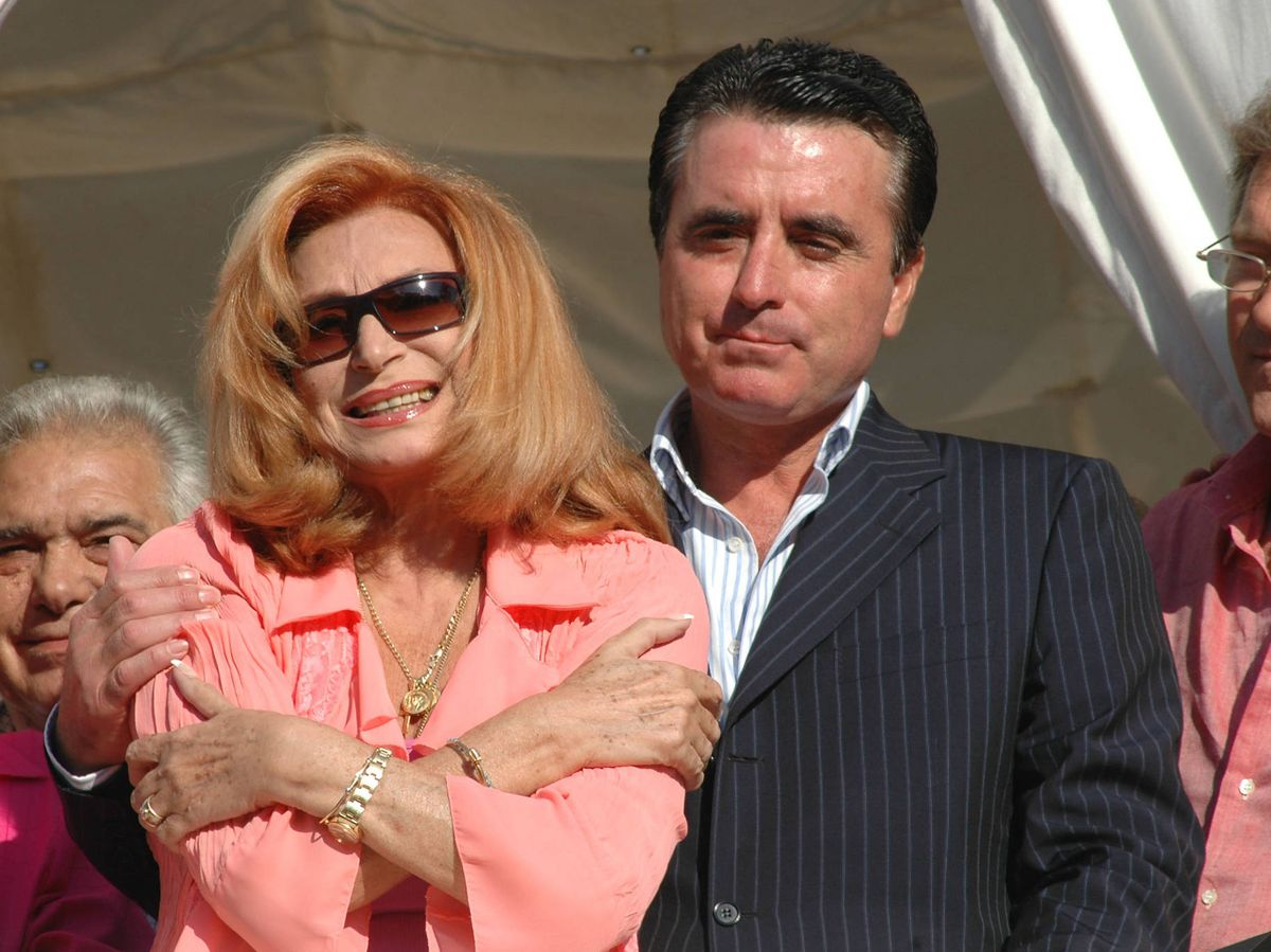 Foto: José Ortega Cano y Rocío Jurado, en una imagen de 2005. (Gtres)