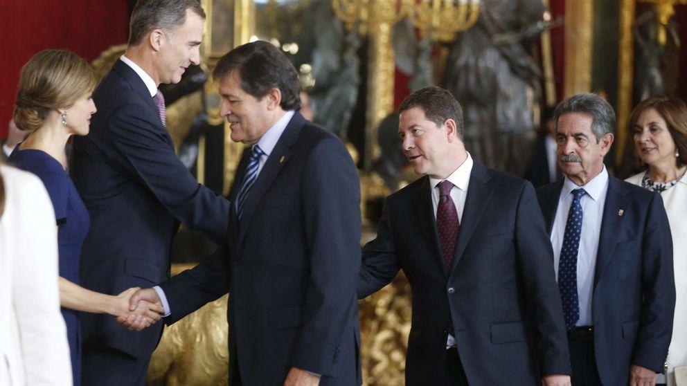 El Rey mete presión con la última ronda de consultas ante un PSOE en dudas