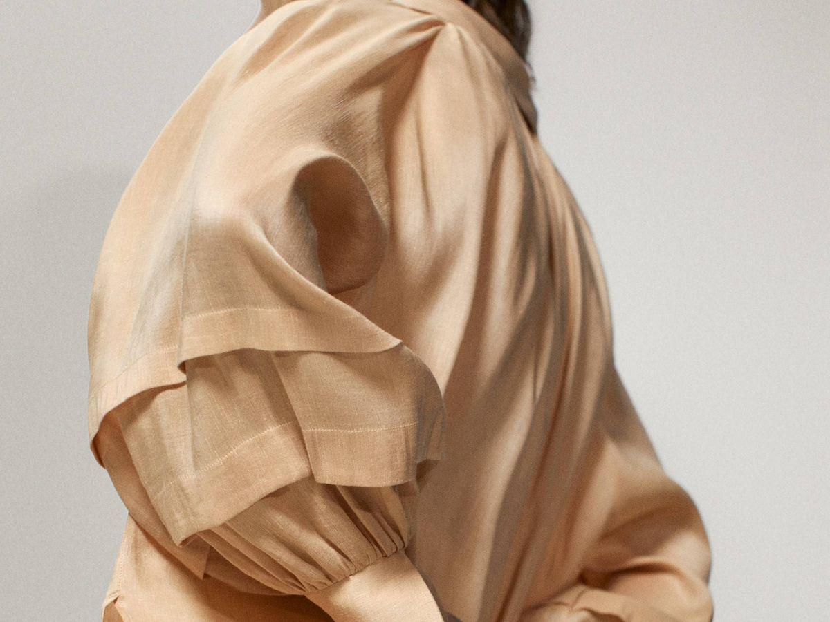 Foto: Camisa de Massimo Dutti. (Cortesía)