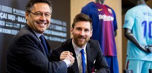 Post de El 'cagadón' del que sí habla Messi e intenta tapar Bartomeu a los socios