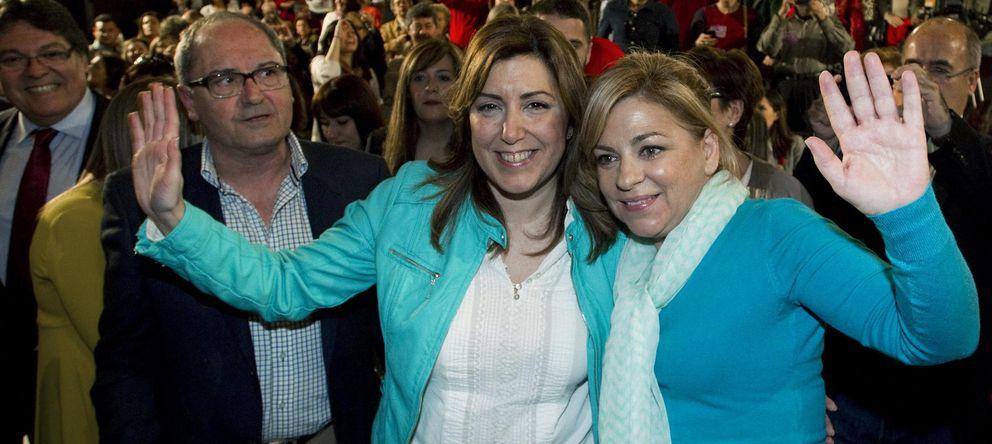Foto: La vicesecretaria general del PSOE, Elena Valenciano (Efe)