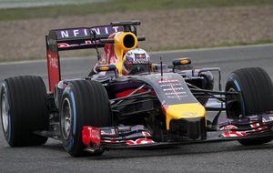 ¿Se le ha escapado ya el título a Vettel y Red Bull en 2014?