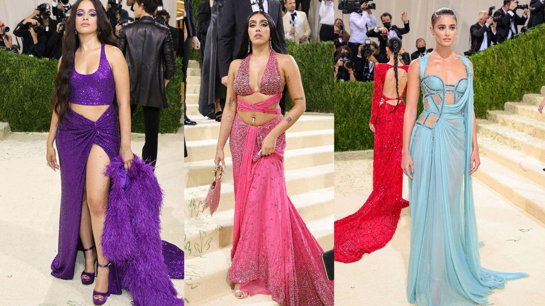 Camila, Lourdes y Taylor. (Getty)