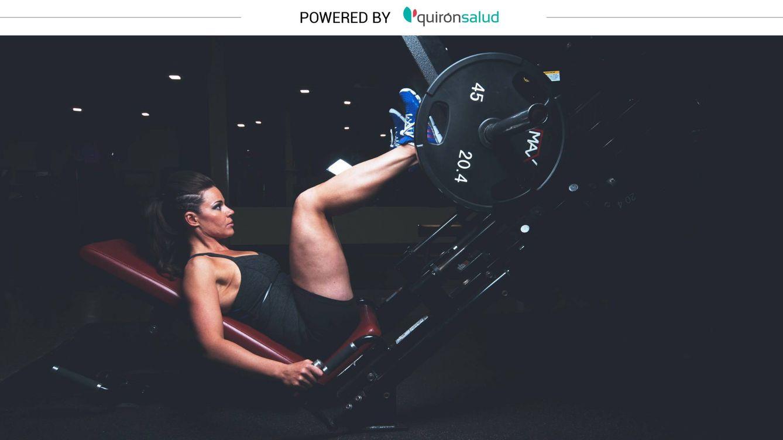 Entrenamiento con pesas, la forma de prevenir las lesiones del corredor
