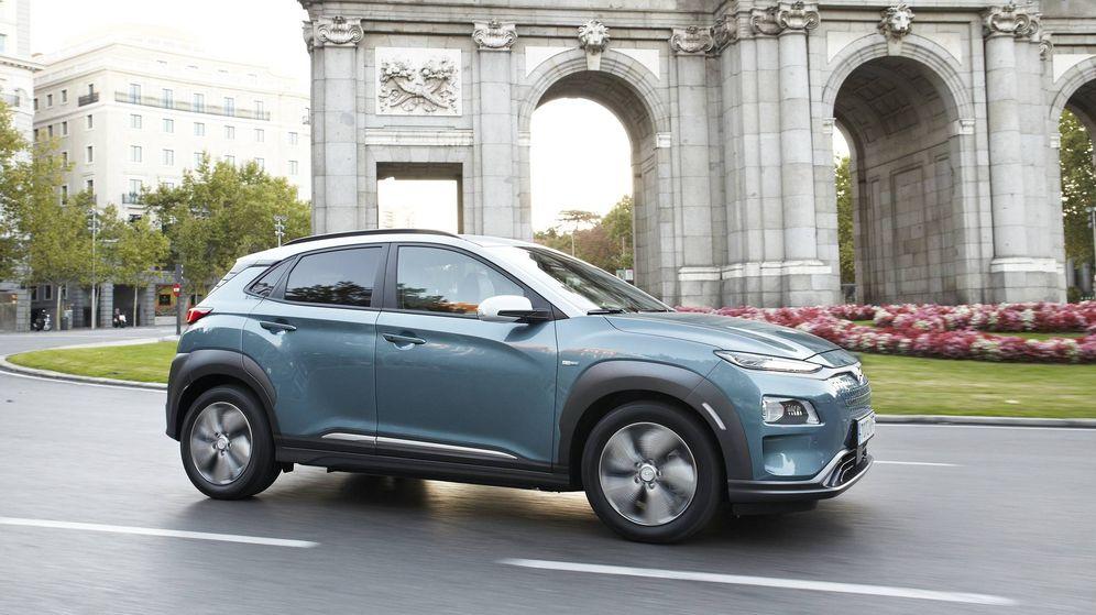 Foto: El Hyundai Kona eléctrico, con hasta 485 km de autonomía es la última novedad en el mercado cero emisiones.