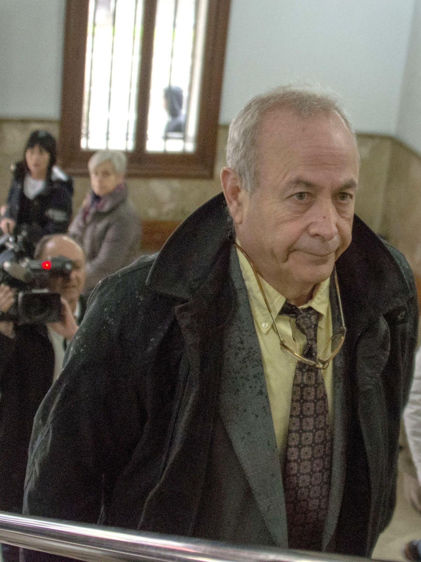 El juez José Castro. (EFE)