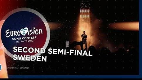 Eurovisión 2019: 'Too Late For Love', la opción de Suecia con John Lundvik