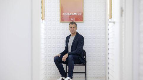 Toni Cantó (Cs): Voy a liderar un pacto a la andaluza y las condiciones las pondré yo