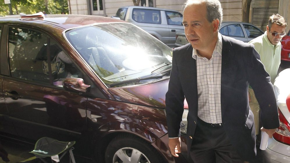 Foto: Arturo González Panero, ex alcalde de Boadilla del Monte.