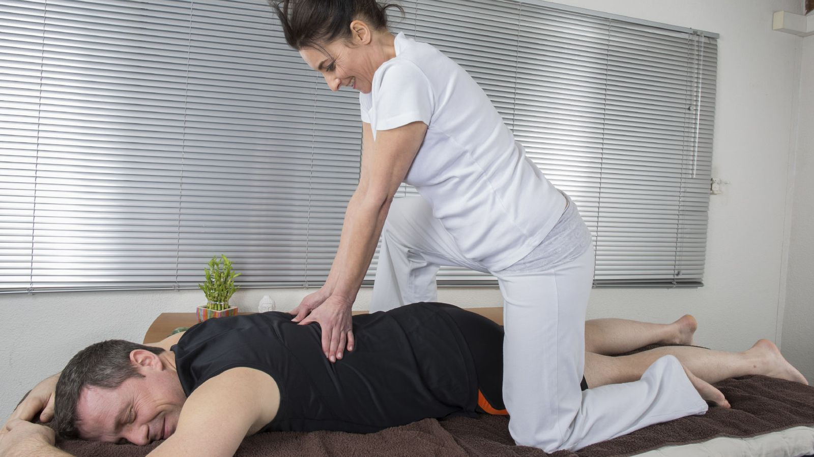 mejor masaje de final feliz sexo
