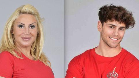 Sergio y Raquel, de finalistas a nominados por decisión del programa