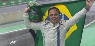 Post de Felipe Massa o cuando el viejo que ya no servía ahora es la solución