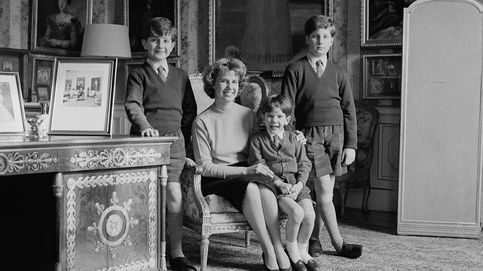 Habemus nueva duquesa de Alba: así eran los miembros de la familia de pequeños