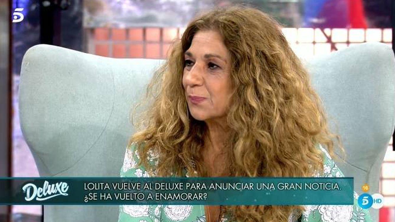 'Sábado Deluxe' | Lolita Flores da calabazas a la propuesta de Jorge Javier Vázquez: No sirvo para eso