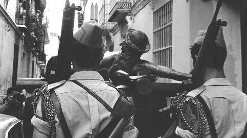 "Semana Santa en Málaga, 1978: un ""carnaval"" militar con música nazi y circo"