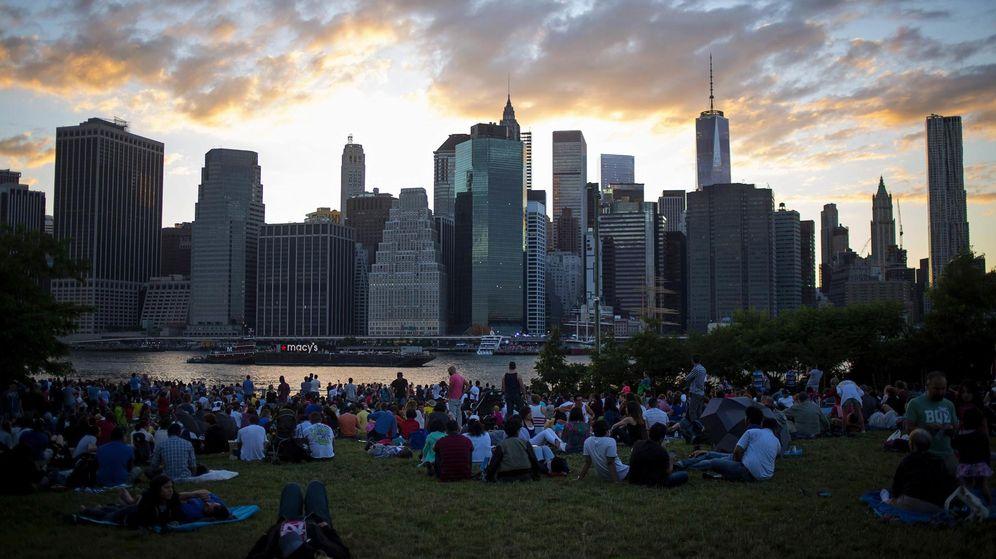 Foto: 'Skyline' del Bajo Manhattan. (Reuters)