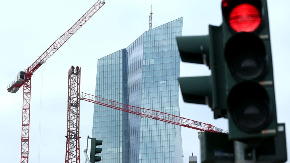 Foto: Sede del BCE en Fráncfort. (Reuters)