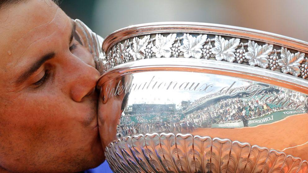 Los premios de Roland Garros: ¿cuánto dinero se lleva el ganador?