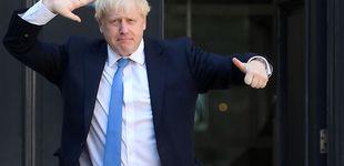 Post de El impredecible y caótico Boris Johnson aterra a la ciudad del orden