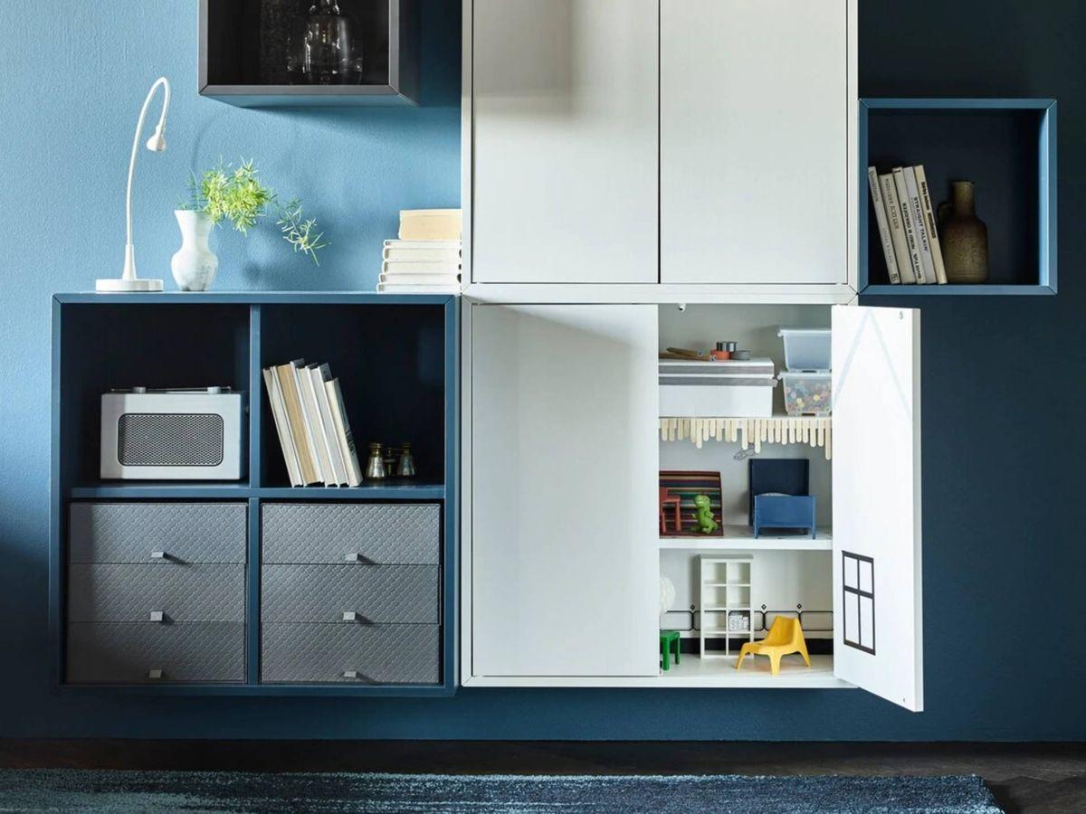 Foto: Con Ikea tu salón será apto para niños y adultos. (Cortesía)