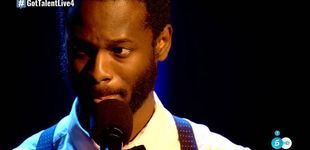 Post de César Brandon, el poeta que conquistó 'Got Talent' en menos de tres minutos