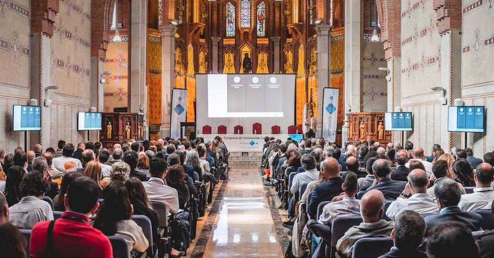 Foto: Imagen de la edición de 2019 del Congreso de Innovación Logística.