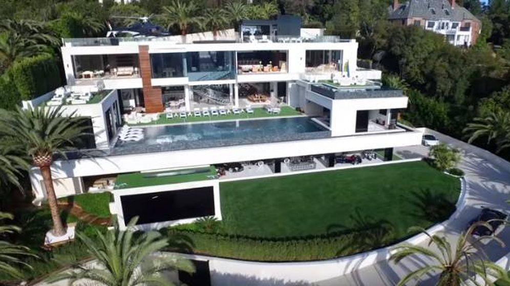 Foto: Vista general de la mansión en una captura de un vídeo promocional.