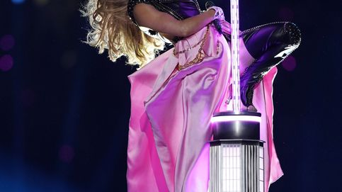 Jennifer Lopez revela qué tinte de pelo usó para cuidar su melena en la Super Bowl