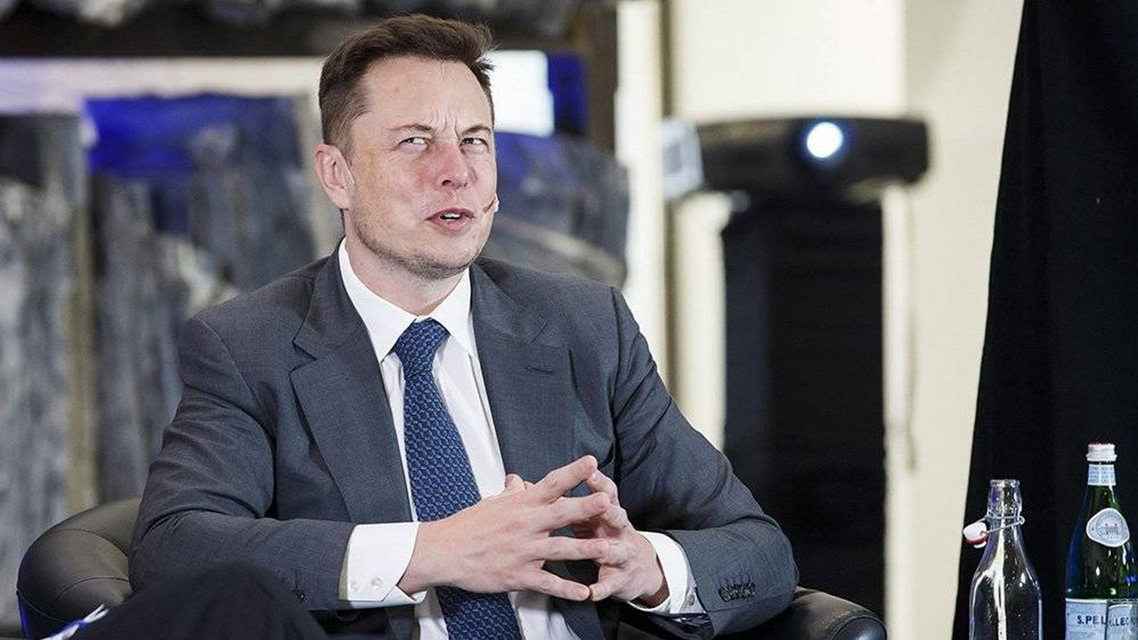 Foto: Elon Musk, fundador de SpaceX