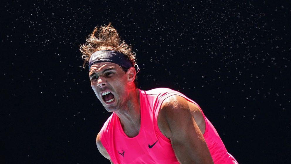 Uno no tiene que ser hipócrita, ¿no?. Lo que quería Rafa Nadal en el Djokovic-Thiem