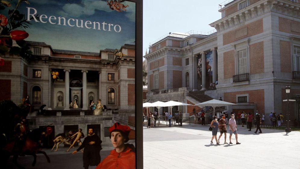 Foto: Fachada del Museo del Prado. (Efe)