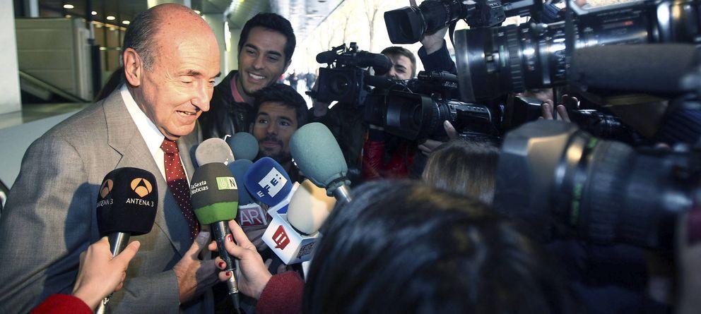 Foto: El abogado y padre de la Constitución Miquel Roca. (EFE)