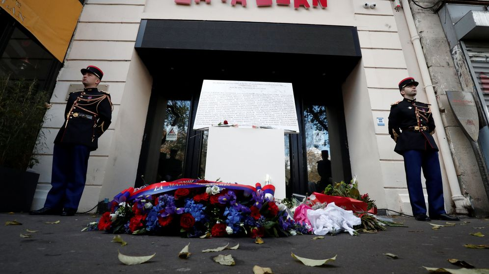 Foto: Hace tres años murieron 130 personas en los atentados de París. (Reuters)