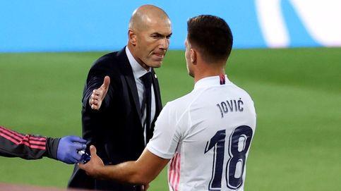 Del lógico caso Jovic al misterioso Reguilón: la lista de los jugadores tachados por Zidane